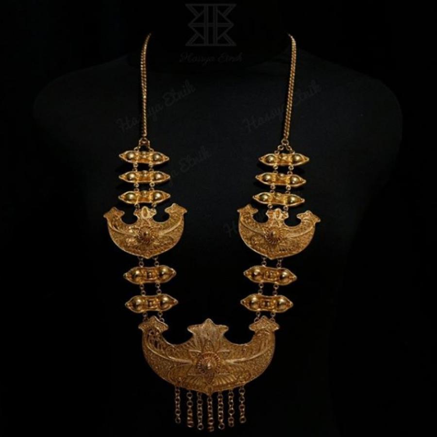 Perhiasan Etnk Nusantara