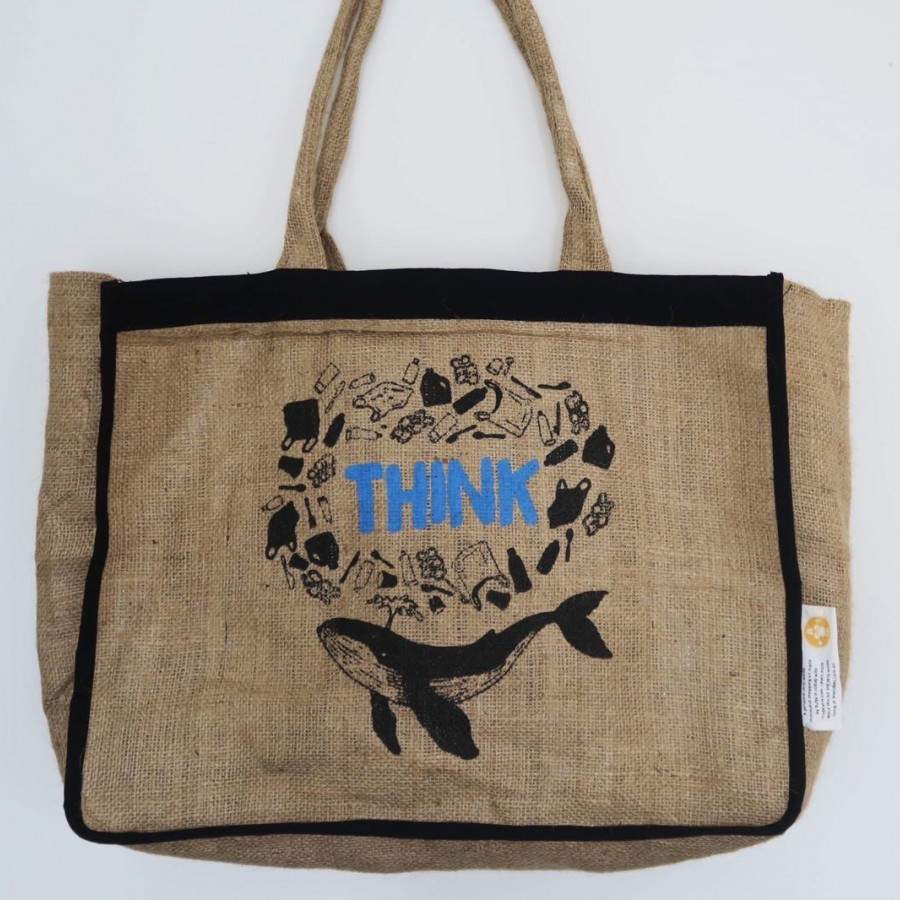 Tas Belanja Daur Ulang - Zero Waste Shopping Bag Kit