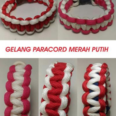 gelang-paracord-merah-putih