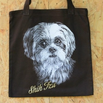 drawing-totebag-shih-tzu