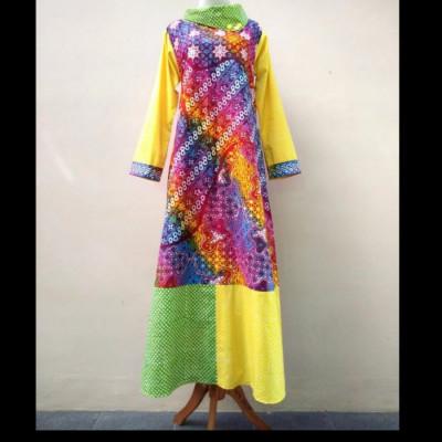 gamis-batik-tulis-kontemporer-yk-01