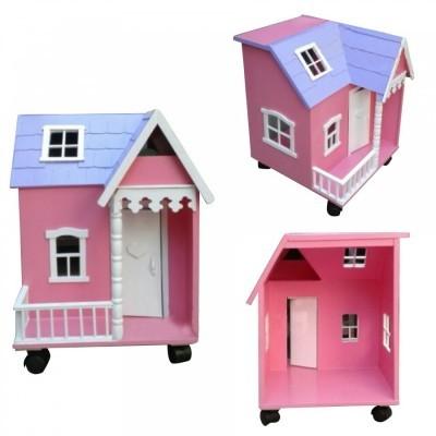 mainan-anak-rumah-barbie-mini-dollhouse