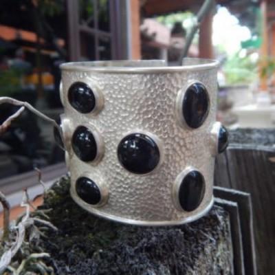 gelang-perak-besar-batu-black-onyx-100052