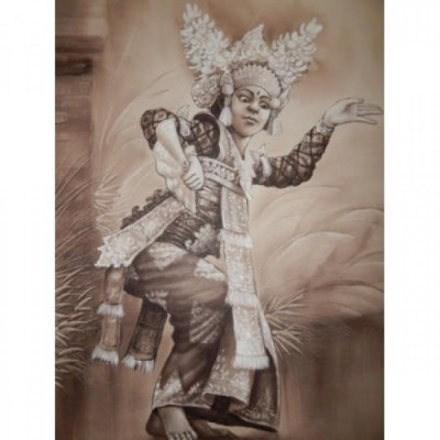 lukisan-tradisional-bali-motif-penari-100091