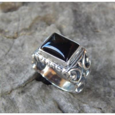cincin-perak-motif-api-batu-black-onyx
