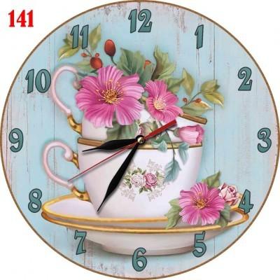 -142-jam-dinding-rustic-shabby-motif-menara-eiffel-paris