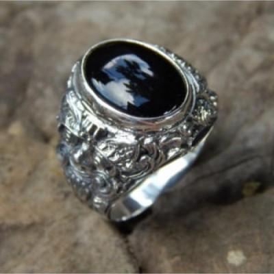 cincin-perak-motif-rangda-batu-black-onyx-16273