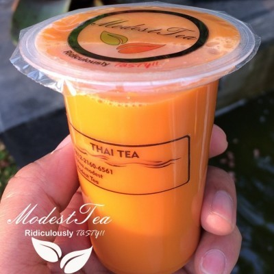 thai-tea-160-ml-cup-minumum-order-12-pcs