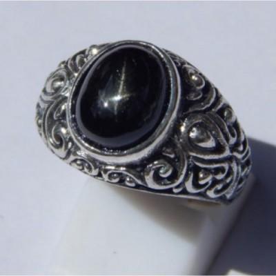 cincin-perak-motif-ukiran-patra-bun-batu-black-star-16842