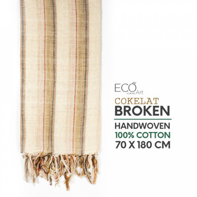 keraft-eco-scarves-art-cokelat-broken-100-cotton-pre-washed
