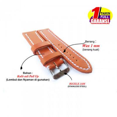 tali-jam-tangan-kulit-asli-sapi-size-22-mm-warna-tan-garansi-1-tahun-leather-strap-watch
