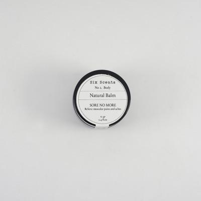 six-scents-sore-no-more-natural-balm-12gr
