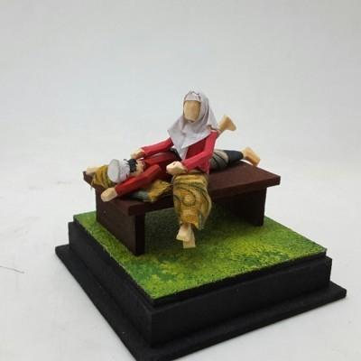 diorama-muslim-series-memijat-ayah