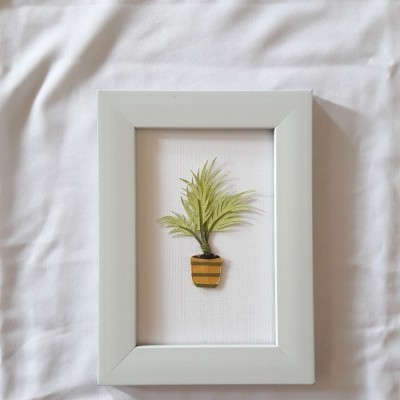single-palm