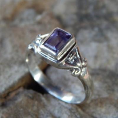 cincin-perak-motif-kotak-batu-amethys-23621