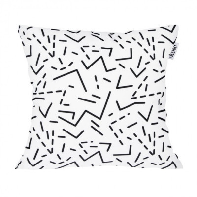 black-line-cushion-40-x-40