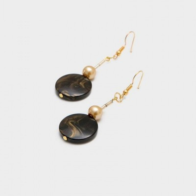 finn-earrings-black