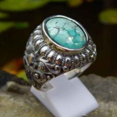 cincin-perak-motif-ukiran-boma-batu-torquise-34225
