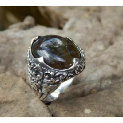 cincin-perak-motif-ukir-bali-batu-labrador