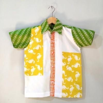 hem-anak-batik-bunga-bakung-motuf-dino-kuning