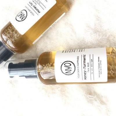 honey-turmeric-face-wash