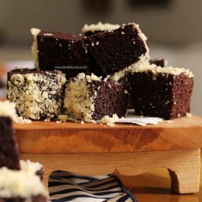 brownies-keju