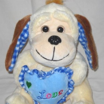 boneka-dog-animal-love-zee-30-cm