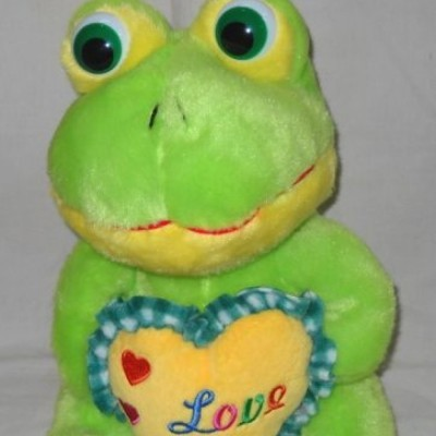 boneka-frog-animal-love-zee-30-cm