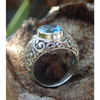 cincin-perak-ukir-bali-batu-blue-topaz-52744