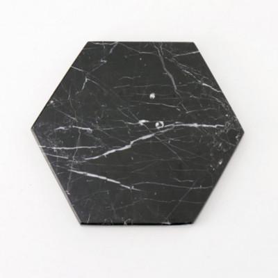 hexagon-black-zircon-marble-d20