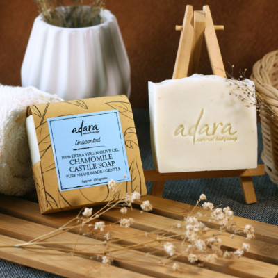 adara-organic-handmade-chamomile-castile-soap-unscented