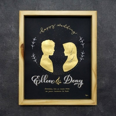 custom-hand-lettering-happy-wedding-ellen-dony