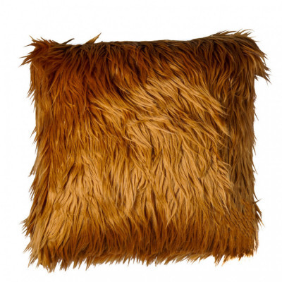 caramel-fur-cushion-40-x-40