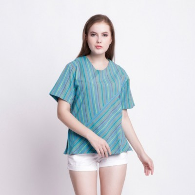batik-dirga-kedulan-atasan-wanita-blouse-lurik