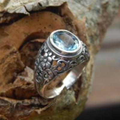 cincin-perak-motif-kembang-bunga-batu-blue-topaz-65733
