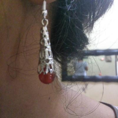 earring-dan-pendant-red-garnet