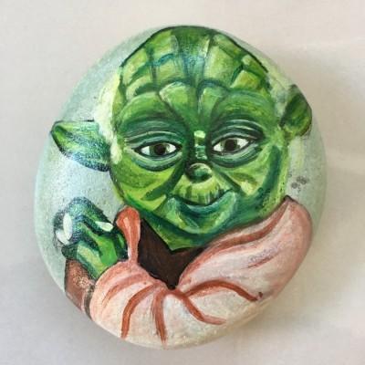 batu-lukis-star-wars-yoda