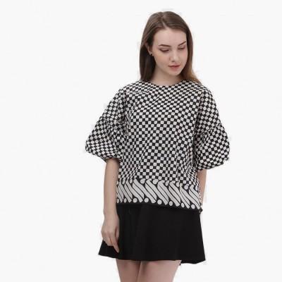 batik-dirga-punokawan-atasan-wanita-blouse-batik