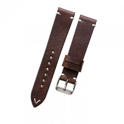 tali-jam-tangan-kulit-asli-size-22-mm-warna-coklat-tua-garansi-1-tahun