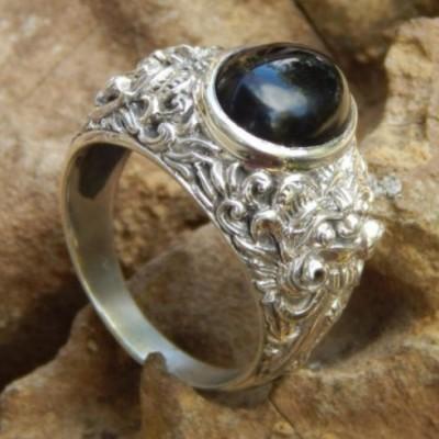 cincin-perak-motif-barong-batu-black-onix-99905