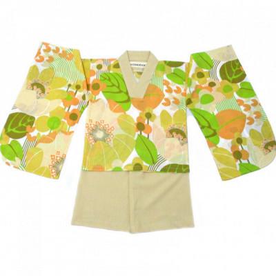 koinobori-summer-blossoms-instant-kimono-setelan-anak-wanita