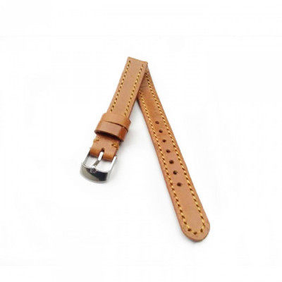 tali-jam-tangan-wanita-kulit-asli-size-14-mm-warna-coklat-tan-garansi-1-tahun