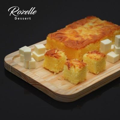 cheese-brownies