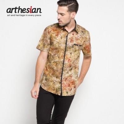 arthesian-kemeja-batik-pria-bird-batik-cap