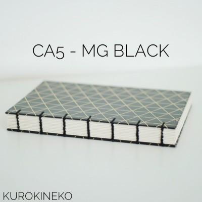 handmade-notebook-a5-black-coptic-stitch-binding
