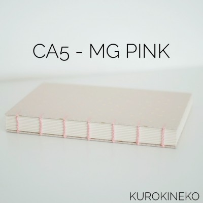 handmade-notebook-a5-pink-coptic-stitch-binding