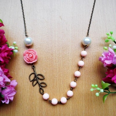 kalung-vintage-candy-peach-rose