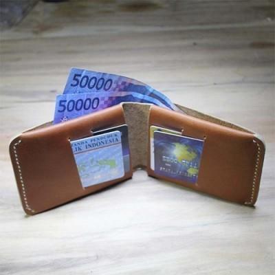 dompet-pria-kulit-asli-sapi-model-slim-warna-tan-simple-wallet
