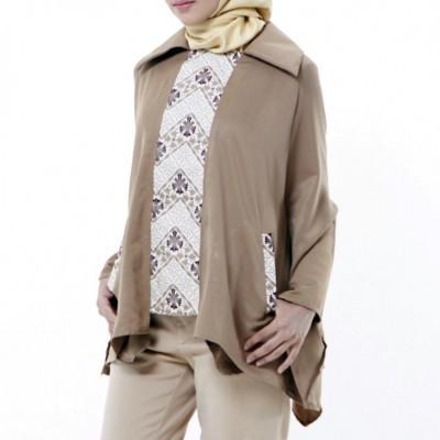 baju-atasan-blouse-kemeja-wanita-creamy-batik-coat-aralus