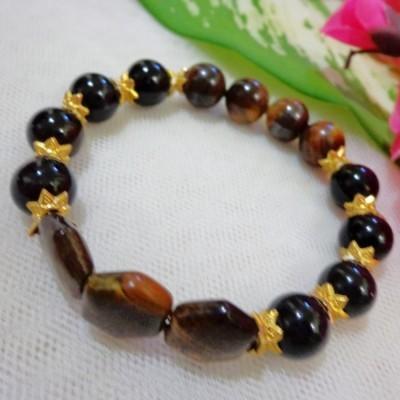 gelang-ab09-batu-tiger-eye-onyx-skt-gold-star